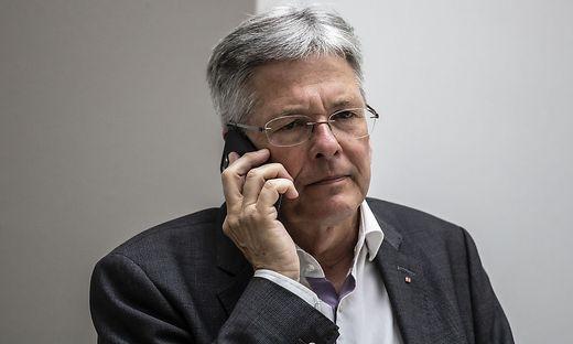 Peter Kaiser, Kärntner SPÖ-Chef und Landeshauptmann, Vize-Chef der Bundes-SPÖ