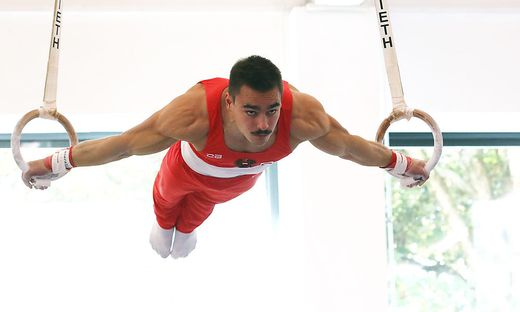 ARTISTIC GYMNASTICS - OEFT, press conference
