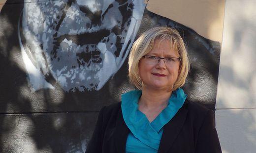 Netzwerkerin in Sachen Literatur: Anke Bosse
