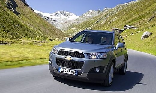 Gebrauchtwagen Check Wie Gut Ist Der Chevrolet Captiva