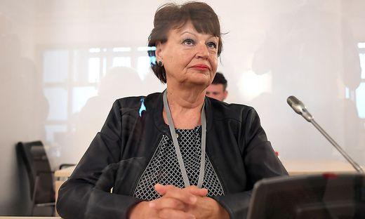 Maria-Luisa Nittel, Leiterin der Staatsanwaltschaft Wien
