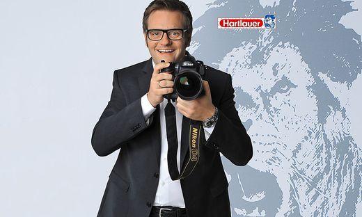 Firmen-Lenker Robert Hartlauer