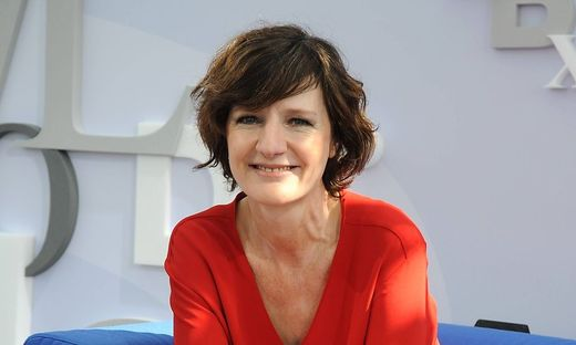 Die Schriftstellerin und Journalistin Doris Knecht