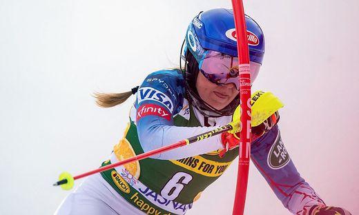 Siegerin Mikaela Shiffrin