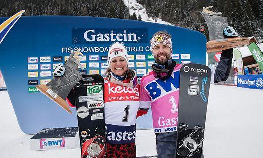 SNOWBOARD - FIS WC Bad Gastein