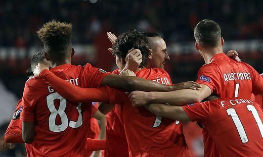 Europa League: Benfica-Fans landen vor Eintracht-Spiel im falschen Frankfurt