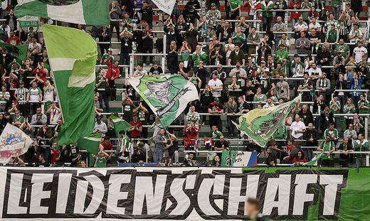 FUSSBALL TIPICO BUNDESLIGA / QUALIFIKATIONSRUNDE: SK RAPID WIEN - FC WACKER INNSBRUCK