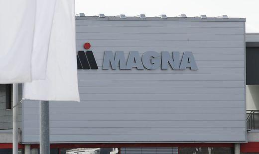 Das Magna-Steyr Werk in Graz