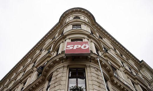 THEMENBILD: PARTEIZENTRALE SPÖ