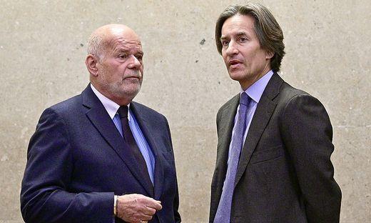 Ermittlungen gegen Grasser endgültig eingestellt