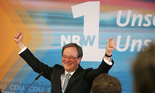 Wahlsieger Armin Laschet