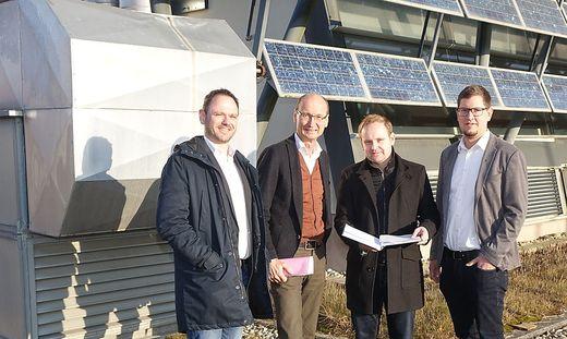 Projekt Cooling LEC der Stadtwerke Hartberg