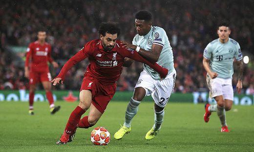Bayern Liverpool Heute