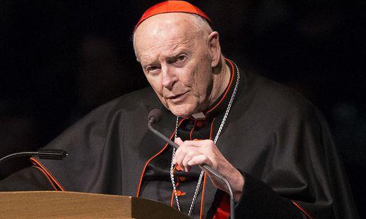 US-Kardinal Theodore McCarrick