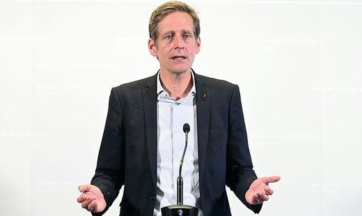 SPÖ-Fraktionsführer Kai Jan Krainer