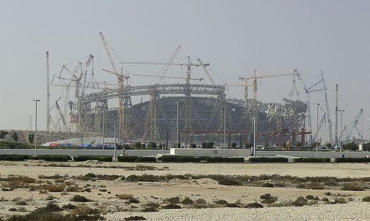 Katar, Fußball-WM