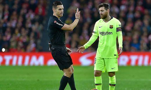 Lionel Messi ist der Topverdiener