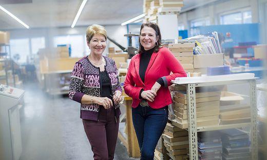 Margarete Arztmann und Sabine Arztmann haben die Betriebsübergabe erfolgreich gemeistert