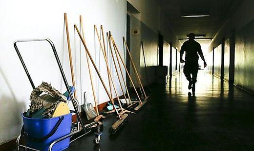 Aus der Hadik-Kaserne Fehring wurde das erste Asyl-Verteilzentrum der Steiermark