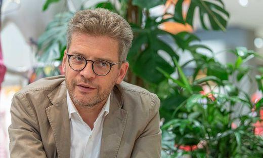 Martin Wäg, Vorstand von Kastner & Öhler