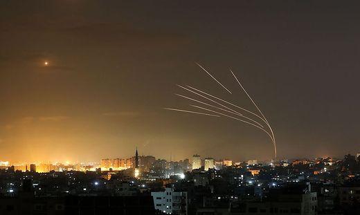 Israel befindet sich inmitten der schlimmsten kriegerischen Auseinandersetzung seit 2014