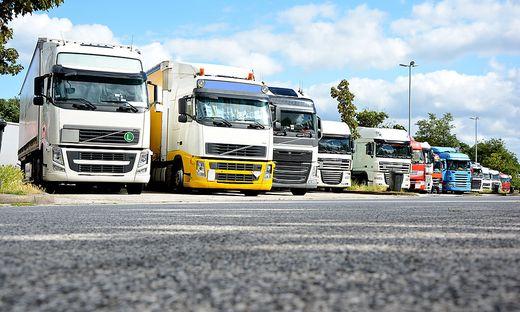 Auch in Österreich droht ein Mangel an Lkw-Fahrern