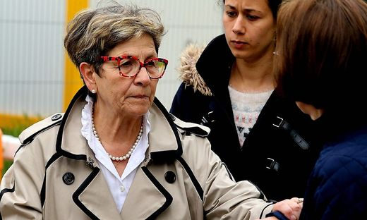 Viviane Lambert, die Mutter des Komapatienten