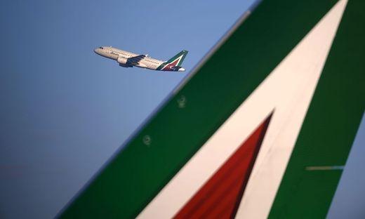 Bei der Alitalia wird heute, Freitag, gestreikt