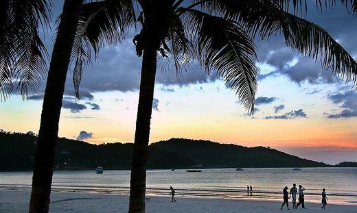 """Der Mann kritisierte das Personal des """"Sea View Resorts"""" auf Koh Chang in Thailand"""