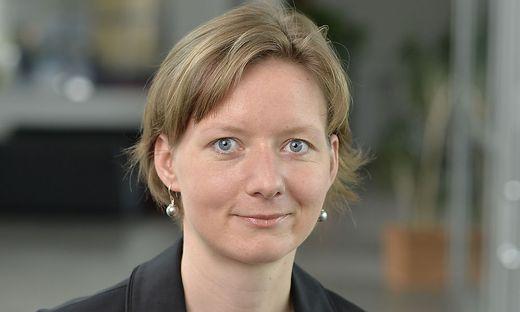 Monika Auinger betreut Austauschstudierende