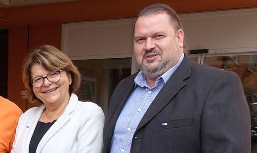 Hartmut Kleindienst folgt Michaela Sahin als Leiter des AMS Deutschlandsberg nach