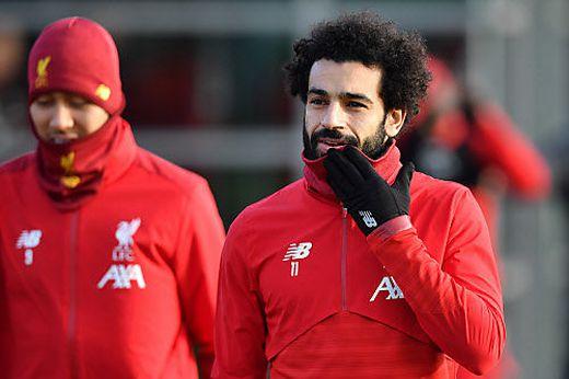 Salah un Co. kehren langsam zurück aufs Feld