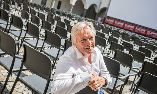 """Michael Springer: """"Heute im Schnitt 400 Besucher"""""""