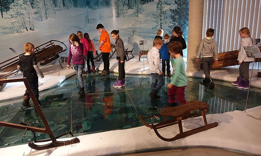 Im Wintersportmuseum wird am Samstag allerhand geboten