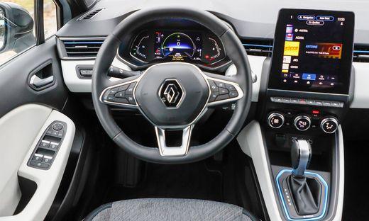 In Sachen Elektroantrieb will Renault bald Europas Spitzenreiter sein