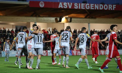 SOCCER - OEFB Cup, Siegendorf vs WAC