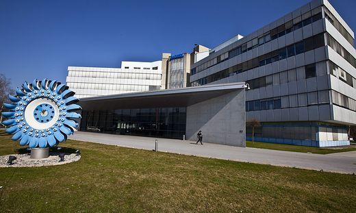 Die Zentrale der Andritz AG in Graz