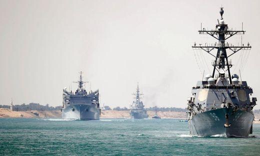 EGYPT-US-IRAN-MILITARY