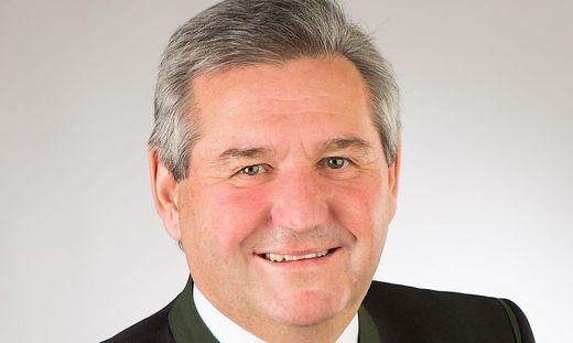 Josef Niggas, Bürgermeister von Lannach, ist über das Wahlergebnis erfreut