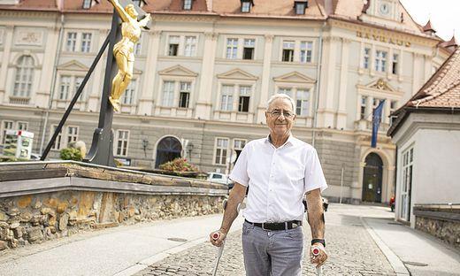 Sommergespraech Hans-Peter Schlagholz Wolfsberg Juli 2020