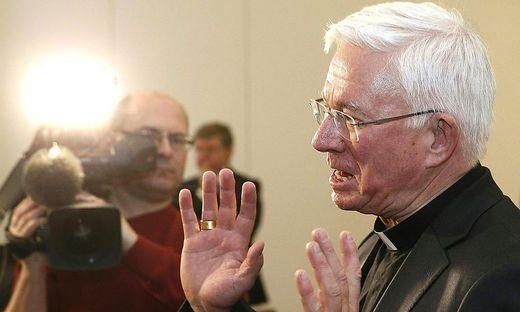 Erzbischof Lackner will beim Sprechtag ein Hörender sein und einen Eindruck bekommen