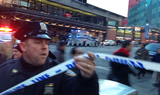 Explosion in Manhattan war versuchter Terroranschlag