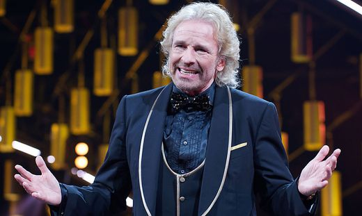 Kult-Talker Thomas Gottschalk