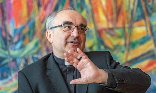 Bischof Wilhelm Krautwaschl
