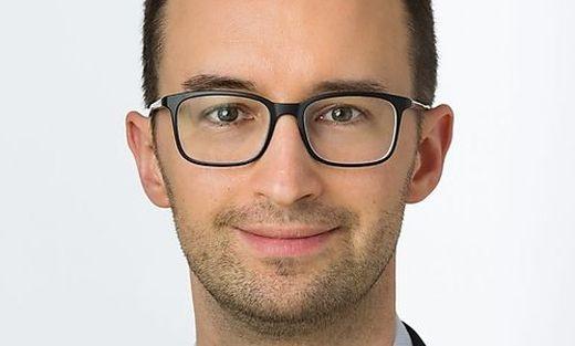Universitätsprofessor Heiko Breitsohl