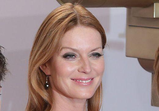 Die 50-jährige Schauspielerin Esther Schweins