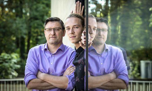 Jakov Gushchin und Jürgen Wieser