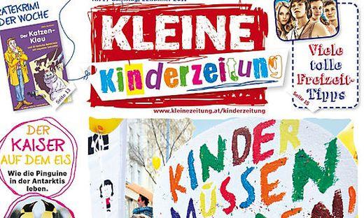 Kinderzeitungs-Abo um 2 Euro ermäßigt