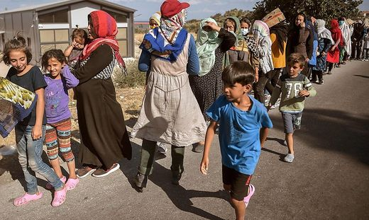 Das Flüchtlingsthema kocht in Europa wieder auf.