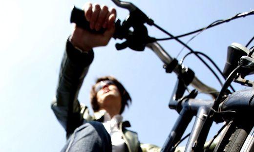 Rad statt Auto: Reduziert CO2 - und ist gesund